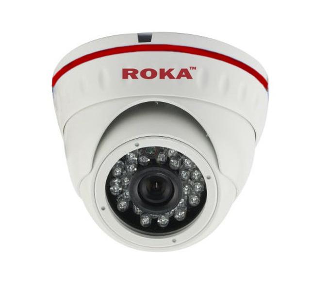 Внутренняя/уличная IP камера 2Мп Roka R-2010